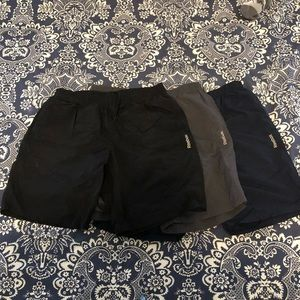 Reebok Crossfit Gym Shorts XL Lot of 3